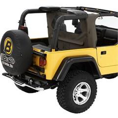 Windjammer�, Jeep TJ (1997-2002), Bestop