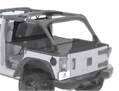 "Bestop Windjammer ""Windbreaker"" for Jeep Wrangler Unlimited 4 dr. 07-14"