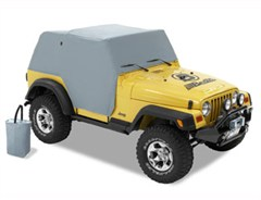 All Weather Trail Cover for Jeep Wrangler TJ 1997-2006 by Bestop