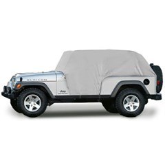 All Weather Trail Cover for Wrangler Unlimited, 04-06, # 81038