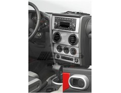TrailMax™ Dash Overlay Kit, Wrangler & Wrangler Unlimited, 07-10, for Manual Windows