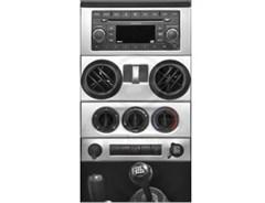 TrailMax™ Dash Overlay Kit, Wrangler, 07-10, Power Windows