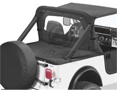 Bestop Duster� Deck Cover, CJ-7 & Wrangler, 80-91