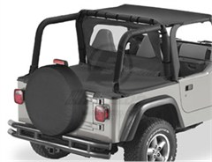 Bestop Duster� Deck Cover, Wrangler, 97-02  W\FACTORY HARDTOP REMOVED