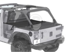 Bestop Duster � Deck Cover Extension, Wrangler Unlimited, 07-14