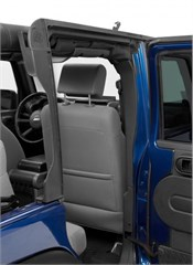 Bestop Door Surround Kit, Jeep Wrangler JK 4 Door 2007-2014