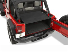 Bestop�  Flexatrunk� Secure Storage for 2007-2010 Jeep Wranglers - #42635