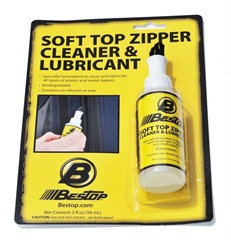 Bestop Jeep Soft Top Zipper Cleaner & Lubricant