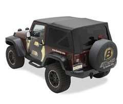 Bestop Sailcloth Replace-a-top - Wrangler JK 2010