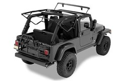 Bestop Soft Top Replacement Hardware, 04-06 LJ Wrangler