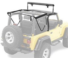 Bestop Soft Top Replacement Hardware, 97-06 TJ Wrangler