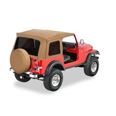 Bestop Supertop Soft Top, Spice - CJ-7 & YJ (1976-1995)