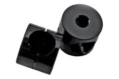 Mirror Bushings, Jeep CJ (1955-1986), Black