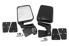Side Mirrors, Jeep YJ (1987-1995), TJ (1997-2002)