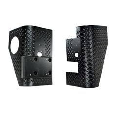 Rear Corner Body Armor Guards for Jeep Wrangler TJ (1997-2006)