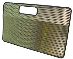Bug Shield, 97-06 TJ Wrangler, Stainless