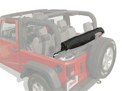 Window Roll by Cloverpatch for 2 Door Jeep Wrangler JK (2007-2015)