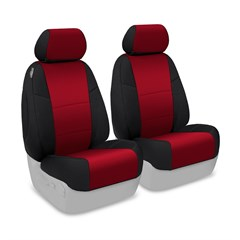 Neoprene Front Seat Covers for Jeep Wrangler 2 Door 2007-2010 JK, CoverKing
