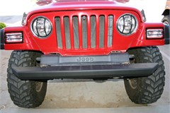 Rampage Rock Rage Front Bumper