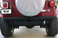 Rampage Rock Rage Rear Bumper