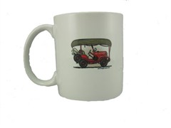 "Canoe ""Where's Your Playground"" Coffee Mug by All Things Jeep"