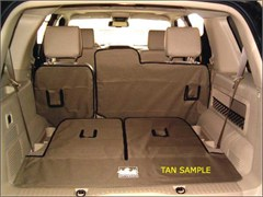 Jeep Liberty 2001-04 Cargo Liner, Canvasback
