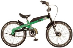 "Jeep Youth Bicycle: Jeep� Commando TJ-20 20"" Single Speed"