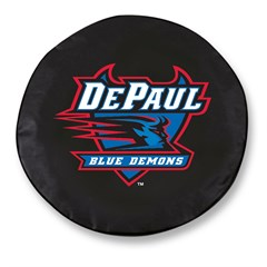 DePaul University Tire Cover