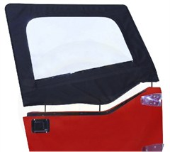 Door Skins & Frames - Jeep Wrangler TJ (1997-2006) Black Diamond