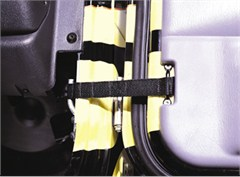 Adjustable Door Straps for Jeep Wrangler (1987-2006)