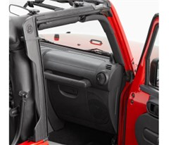 Door Surround Kit, Jeep Wrangler JK 2 Door 2007-2015