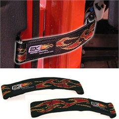 Door Limiting Straps (Assorted Designs)
