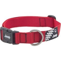 "Jeep Dog Collar - The ""Big Wolf"" Collar"