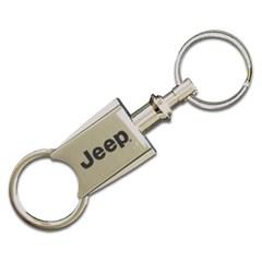 """Pull Apart"" Jeep Valet Keychain"