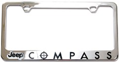 Jeep Compass License Plate Frame