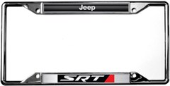 Jeep SRT License Plate Frame
