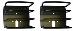 Tail Light Euro Guards for Jeep CJ, YJ, TJ and LJ (1976-2006)