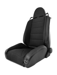 Front XHD Off Road Seat - Jeep Wrangler TJ, LJ (1997-2006)-Black