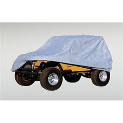 Weather Lite Full Car Cover for Jeep Wrangler CJ7 (1976-1986) and YJ (1987-1995)