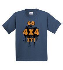 Go 4X4 It!  Youth T-Shirt
