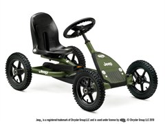 Jeep Junior Pedal Go-Kart by BERG