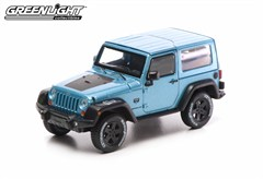 GreenLight Collectibles 1:43rd Scale 2012 Jeep Wrangler Arctic Edition