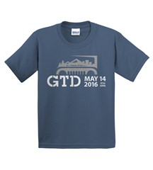 Go Topless Day 2016 YOUTH Short Sleeve Shirt