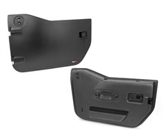 Front Half Door Pair - 2 or 4 Door Jeep Wrangler JK (2007-2014)