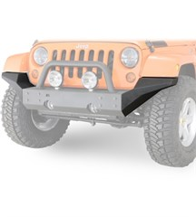 Hich Clearance Ends for XHD Front Bumper, Jeep Wrangler JK (2007-2014)
