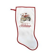 "Exclusive ""Happy Holidays"" Stocking"