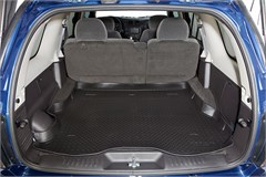 Husky Liners® Rear Cargo Liner for Jeep® 02-07 Liberty KJ