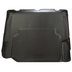 Husky Rear Cargo Liner - Jeep Wrangler 4D Unlimited JK 2007-2010