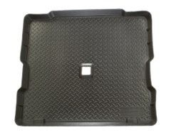 Husky Liners® Rear Cargo Liner for Jeep® 87-02 Wrangler YJ & TJ