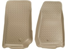 Husky Front Floor Liners - Jeep Patriot, Compass MK (2007-2014)